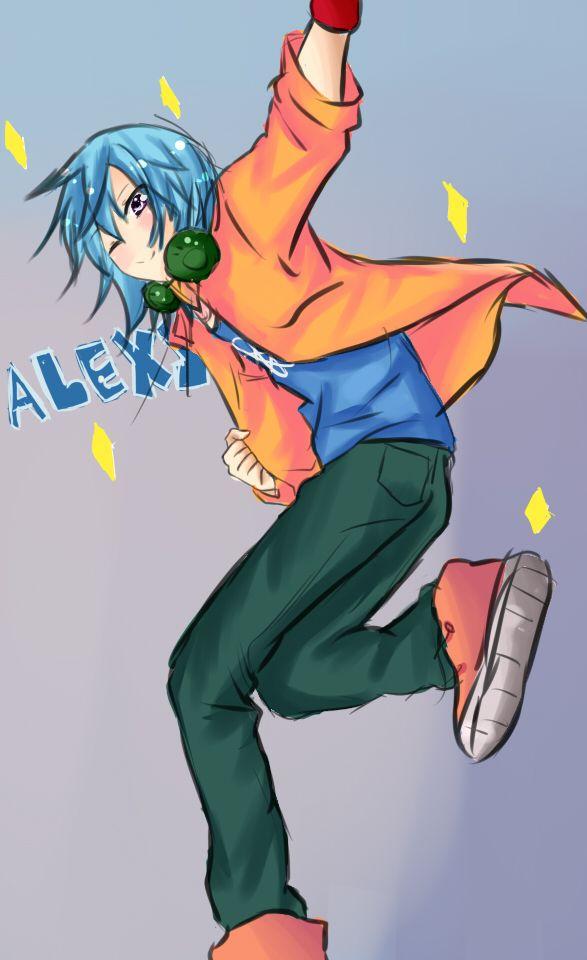 Fanart Alexy
