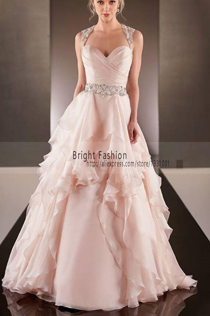7 best Favorite wedding dresses images on Pinterest | Wedding frocks ...