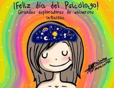 Feliz dia del Psicologo!