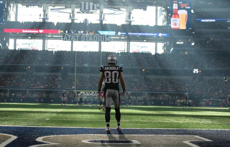 6 awesome moments courtesy of Danny Amendola | New England Patriots