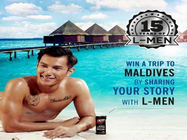 Kontes 15 Years Of L-Men Berhadiah Paket Tour ke Maldives - Dalam rangka merayakan ulang tahun L-Men yang ke-15 dan sebagai bentuk apresiasi L-Men kepada