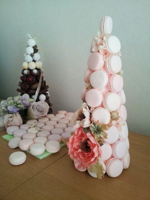 Macarrones rosados Torre -01