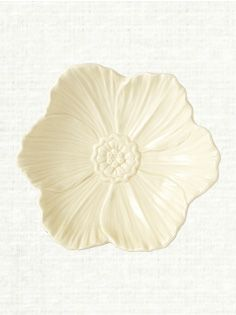 Dogwood Flower Plate
