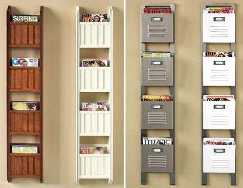 15 Best Images About Magazine Storage Ideas On Pinterest