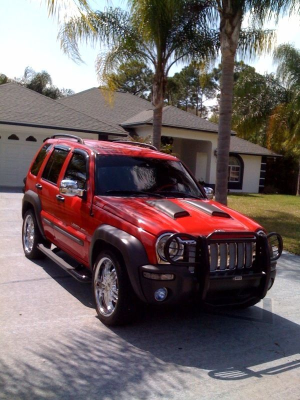 Orlando Fats 2002 Jeep Liberty 32716470010 Original Jeep Liberty