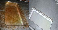 Un truc simple et sans produits nocifs pour nettoyer la vitre du four