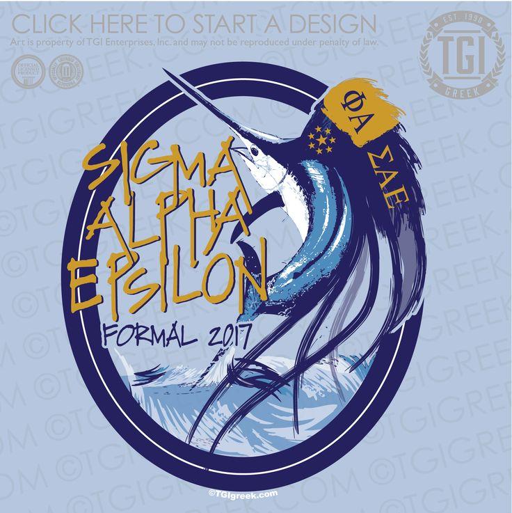 Sigma Alpha Epsilon | ΣΑΕ | SAE | Formal | Formal Shirt | TGI Greek | Greek Apparel | Custom Apparel | Fraternity Tee Shirts | Fraternity T-shirts | Custom T-Shirts