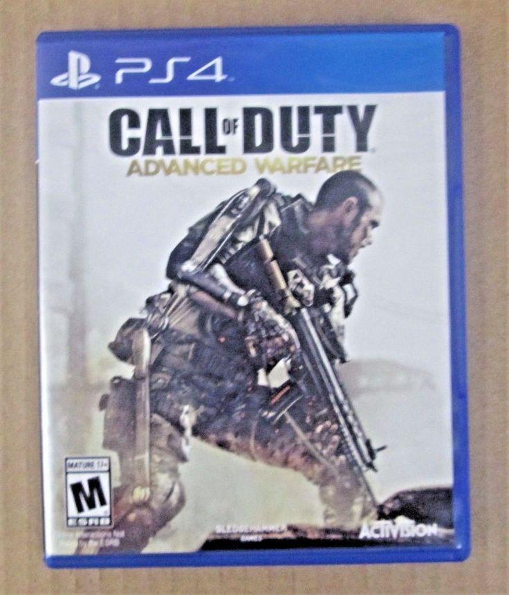 Call of Duty: Advanced Warfare Standard Edition Sony PlayStation 4, 2014 Rated M