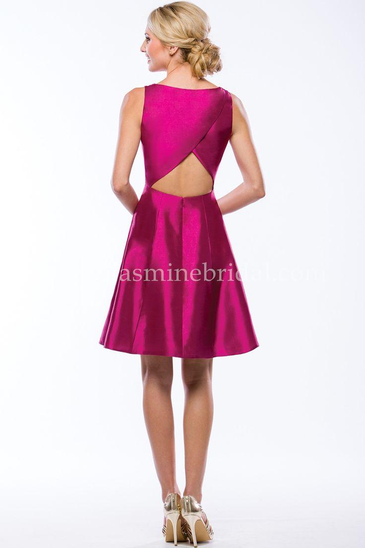 Fantástico Vestidos De Dama Escarlata Ornamento - Ideas de Vestido ...