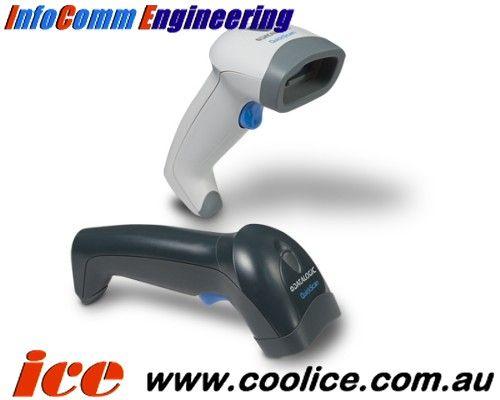 DATALOGIC QM2130 Quickscan Mobile Cordless USB Barcode Scanner - QM2130-BK-433K1