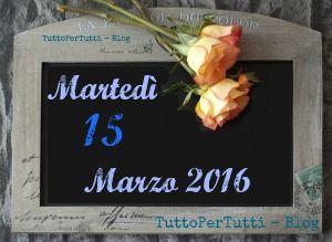 TuttoPerTutti: 15 MARZO 2016 - Martedì - GIORNATA EUROPEA PER I DIRITTI DEI CONSUMATORI - GIORNATA MONDIALE DEL SERVIZIO SOCIALE - Buon 4.compleanno al mio cucciolo Fernando! Buon martedì con sole! Buona giornata! Compleanni, addii, storia e le notizie curiose: Almanacco completo in 1 clik sul blog ----> http://tucc-per-tucc.blogspot.it/2016/03/15-marzo-2016-martedi-giornata-europea.html