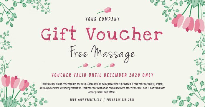 Free Massage Gift Certificate Template Best Of Spa Gift Voucher Template Spa Gift Certificate Gift Certificate Template Word Gift Certificate Template