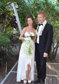 Diana & Mark - The Fiji Orchid