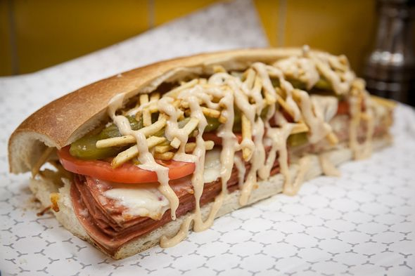 The best late night sandwiches in Toronto
