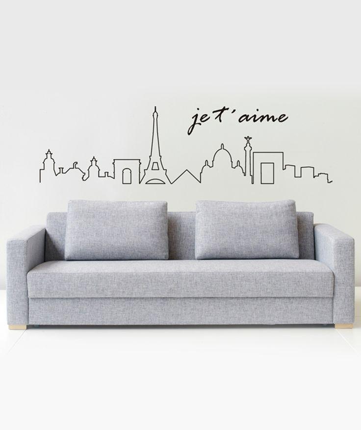 17 mejores ideas sobre regalos del estudiante en pinterest for Vinilos pared ciudades