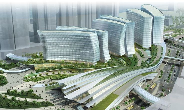 West Kowloon Terminus Station North - Leighton Holdings