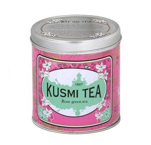 Rose Green tea, il rosa che fa bene
