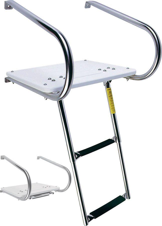 I/O Swim Platform Ladder