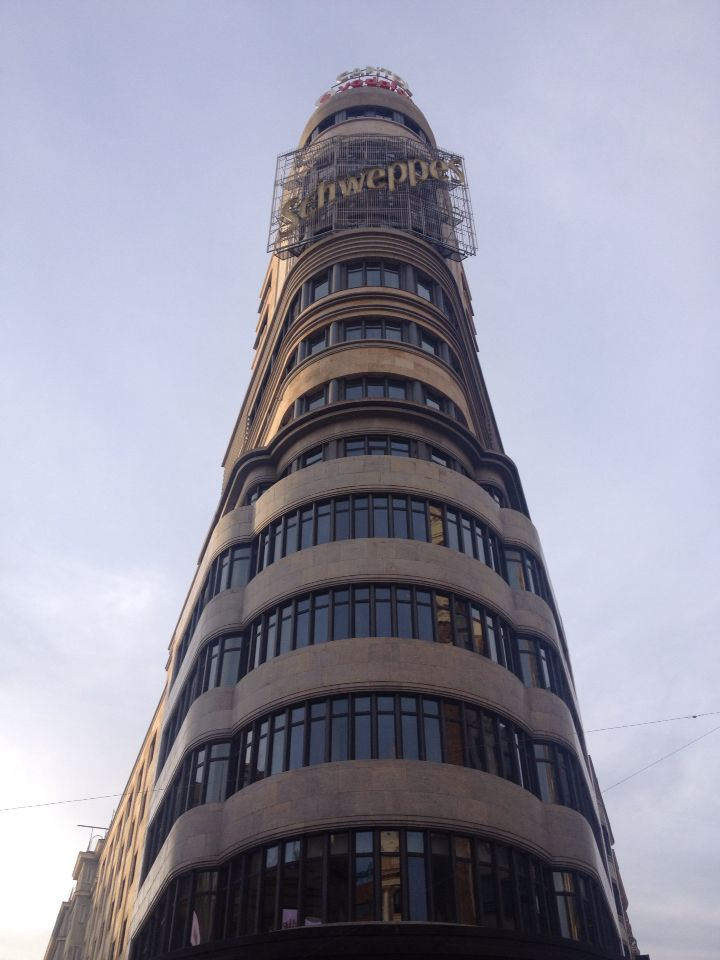 Madrid and its buildings!