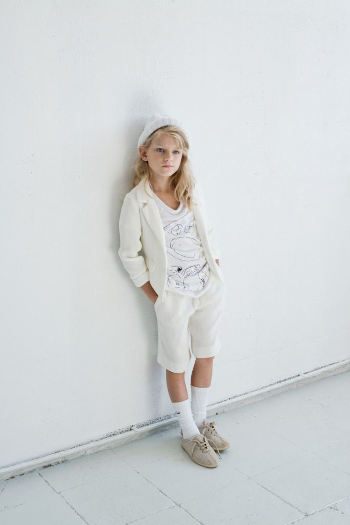 Xenia Joost's SS 15 collection. Photo by Katrina Tang. #estoniandesign #childrensfashion