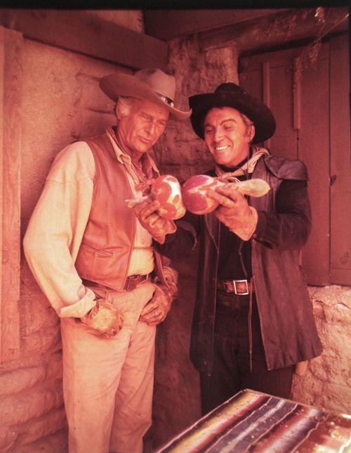 Buck and John Cannon