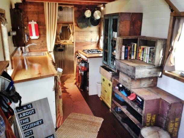 big ideas from tiny house living on how to declutter and organize your kitchen!