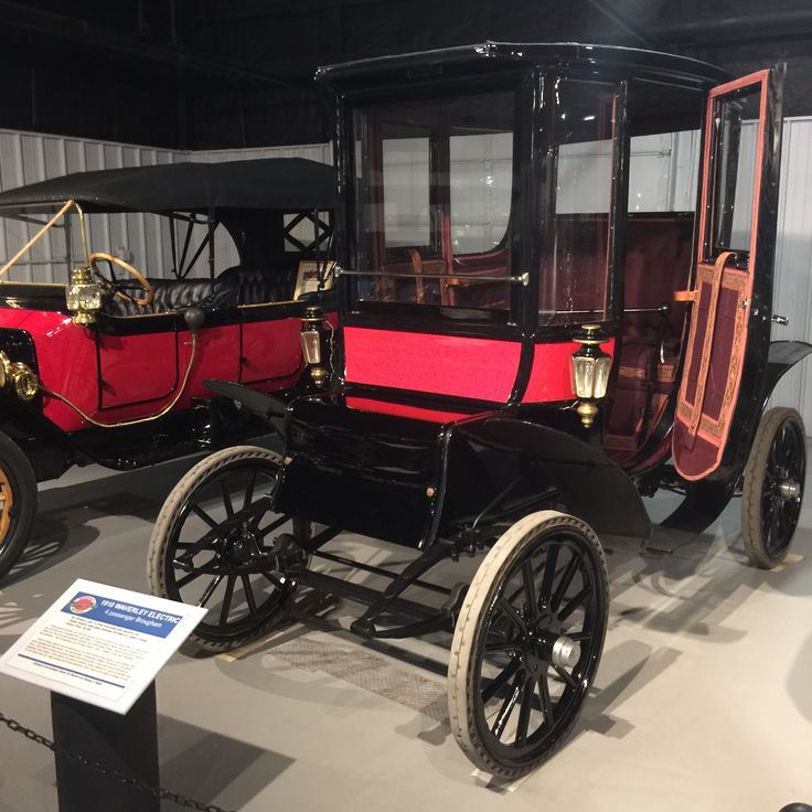 1910 waverly electric northeast classic car museum norwich ny adrenaline capsules. Black Bedroom Furniture Sets. Home Design Ideas