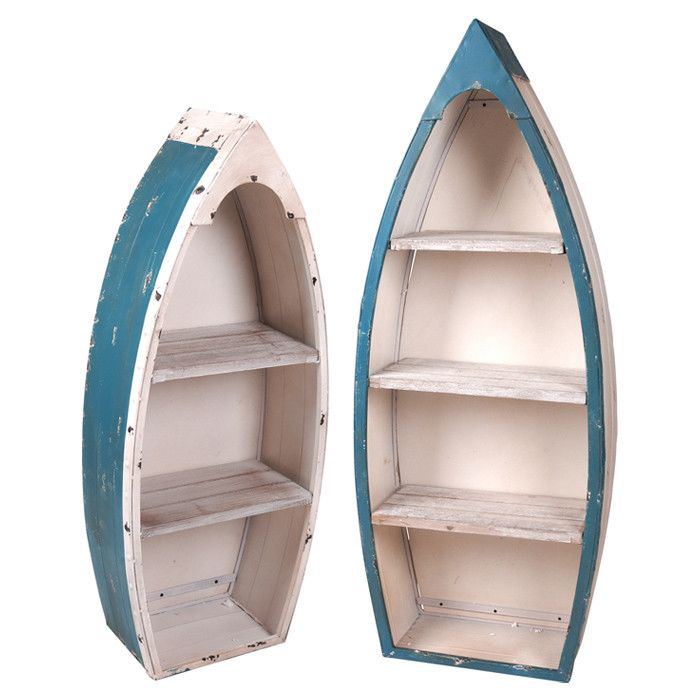 How To Make Boat Shaped Shelves - WoodWorking Projects & Plans