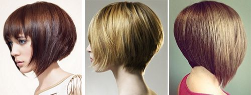 Стрижка Боб: модные варианты для коротких и средних волос