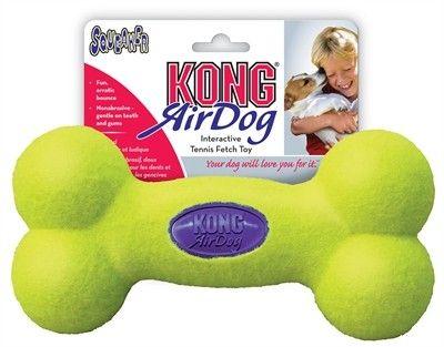 Kong Air Squeaker Bot Hondenspeelgoed Large