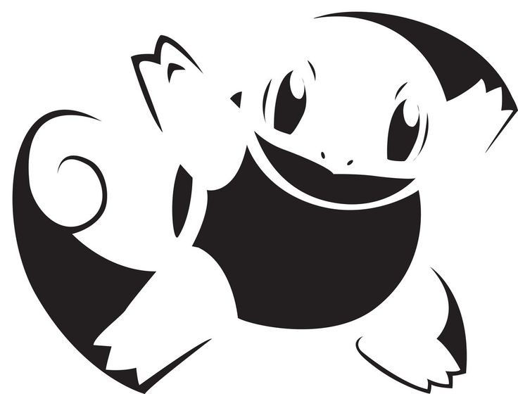 Free Pokemon Pumpkin Templates | POPSUGAR Tech