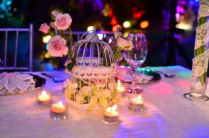 10 mandamientos de la decoración de un matrimonio