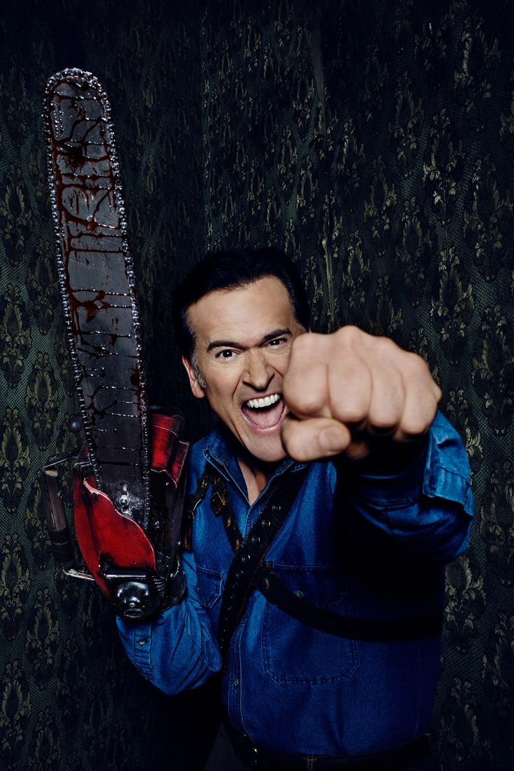 "WIN Tix to the Red Carpet Premiere of ""Ash vs Evil Dead"""