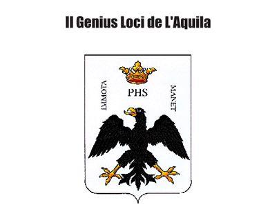 "Check out new work on my @Behance portfolio: ""Genius Loci of L'Aquila - PW City…"