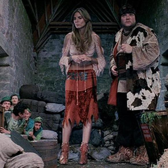 Heidi Klum In Ella Enchanted