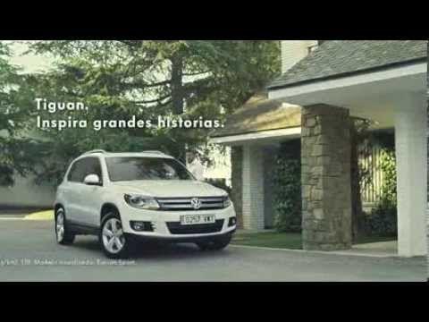 Anuncio Volkswagen Tiguan 2014 Niño Vecino