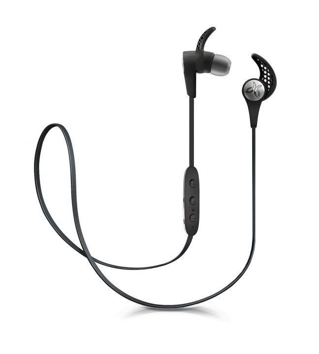 Jaybird X3 Wireless Sport Headphones wont fall out with heavy activity