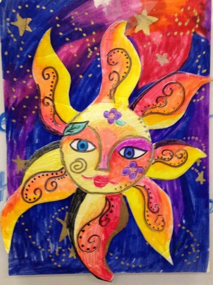 Mejores 45 Im Genes De Sol En Pinterest El Sol Sol Luna