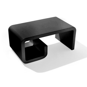 Bit Coffee Table Black, 1.090€, now featured on Fab.
