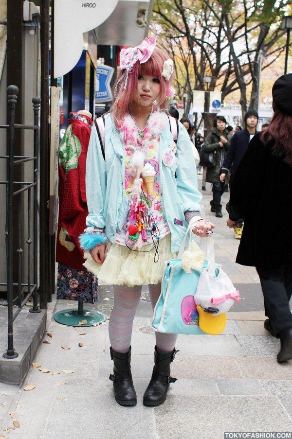 I love Japan! <3 Japanese Fash...