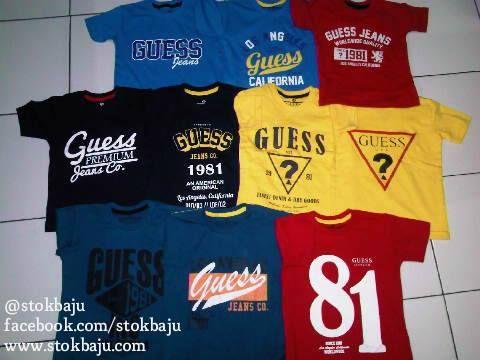 Guess Kaos Anak