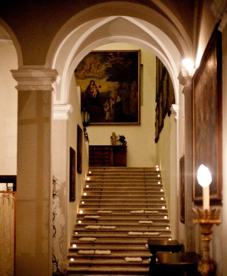 www.italianfelicity.com #weddinginitaly #weddingreception #weddinglights