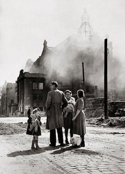 Robert Capa, Nuremberg, 1945