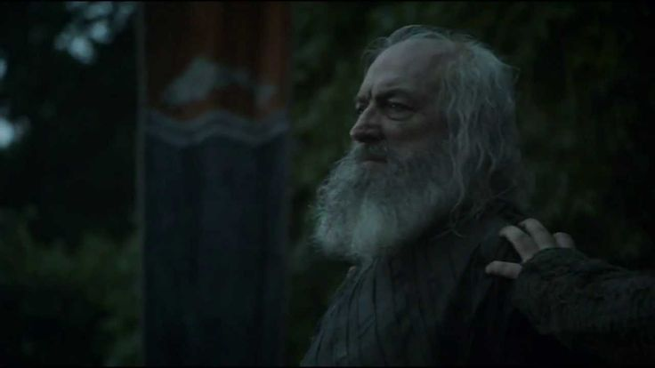 Game of Thrones (S03E05) - Rickard Karstark is beheaded by Robb Stark