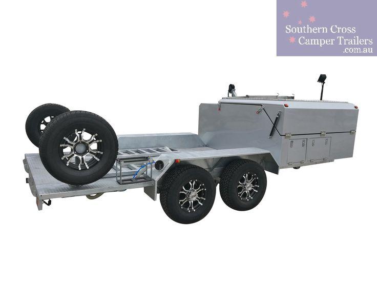 Hard Floor Toy Hauler camper trailer toyhauleraustralia, toyhaulersydney, toyhaulermelbourne, toyhaulerperth