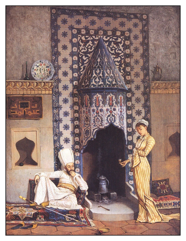 Osman Hamdi Bey - Turkish Painter 1842-1910