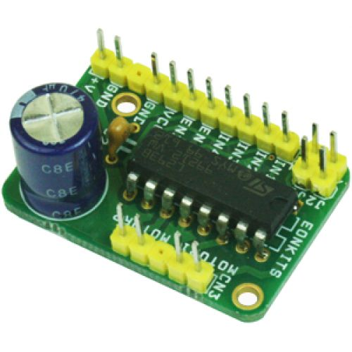 1000 ideas about arduino motor on pinterest arduino for L293d motor driver module