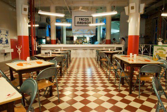 Cafe El Presidente, Tacombi siser restaurant
