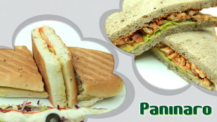 Our Foodistani loved healthy yet tasty snacks at #Paninaro!