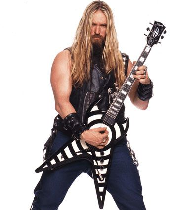 Black Label Society! Zakk Wylde the greatest guitarist.